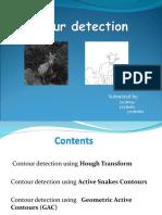 Contour Detection ppt