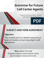 Basic Grammar for Future Call Center Agents.pptx
