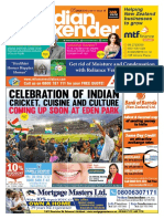 The Indian Weekender 05 July 2019 (Volume 11 Issue 16)