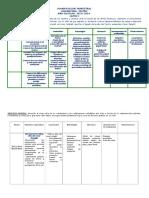 Plan Trimestral Septiembre -Diciembre 2015-2016