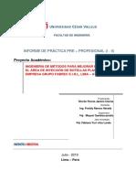 Informe Final Vidal