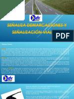 Presentación Señaliza SPA.