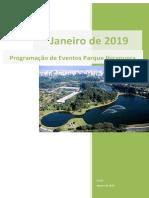 Janeiro 2019 Ibirapuera