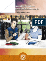 Formacion de Lectores Bibliotecologia s
