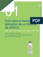 Articulo-Guia Para El Diseño y La Aplicacion de Un Sistema Appcc1