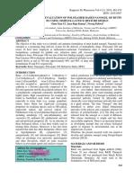 DEVELOPMENT AND EVALUATION OF POLOXAMER BASED NANOGEL OF RUTIN BY USING SIMPLEX-LATTICE MIXTURE DESIGN