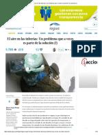 APUNTES_El Aire en Las Tuberías_ Un Problema Que a Veces Es Parte de La Solución (I)