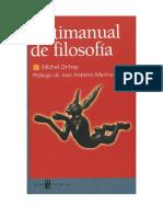 Antimanual de Filosofía (M. Onfray).pdf