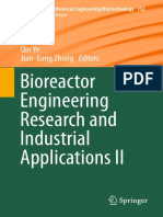 (Advances in Biochemical Engineering_Biotechnology 152) Jie Bao, Qin Ye, Jian-Jiang Zhong (Eds.)-Bioreactor Engineering Research and Industrial Applications II-Springer-Verlag Berlin Heidelberg (2016)