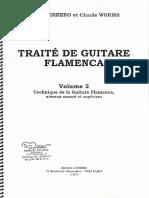 Oscar Herrero - Claude Worms - Traite de La Guitarra Flamenca