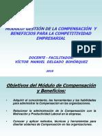 VDB Gestión-Compensacion VEjecutiva 2018