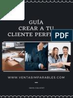 Guía Crea Tu Cliente Perfecto