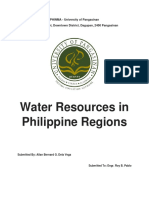 Water Resources in the Philippines