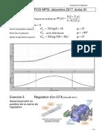 DS2 PCSI MPSI Decembre 17 Corrigé