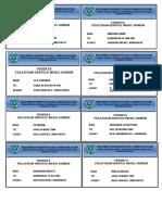 contoh id card pemagangan