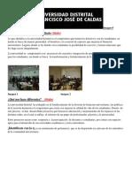 Cual Es La Identidad de La Universidad Distrital Francisco Jose de Caldas 2019