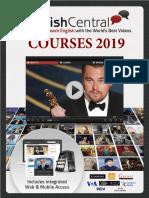 Catalog Academic 2019