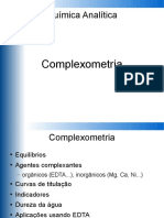 Aula - Complexometria - Quanti - 2019.2