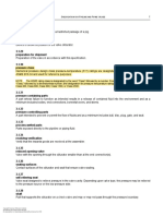 Hydrostratic Test - API Specification 6D