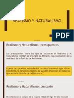 Realismo y Naturalismo (1)