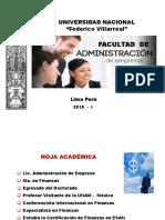 1Cap. I La Empresa y Los Mercados Financieros Clase 1