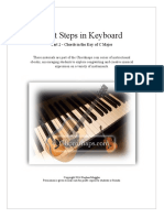 First Steps in Keyboard Part 02 Chords Inc Sample