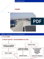 Structures routier