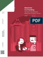 Booklet Beasiswa Kerjasama Pendanaan CoFunding Tahun 2019  lpdp
