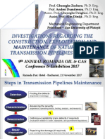 Natural Gas Transmision -Andrei Dumitrescu