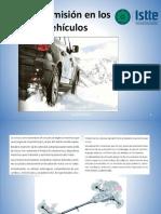 Sitemas de Transmisión - Dinámica Del Vehículo