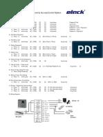 ELOCK X7 Fingerprint User Manual 2015-07-23 d000000