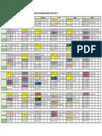 HorariosExámenesFinalesUnicos_FIIS_2019 - Horario De Parciales y Finales.pdf