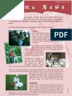 Aroma News 7th Edition Autumn 2010-1