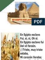 En Egipto Esclavo Fui