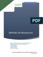 Método de Bouyoucos