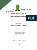 Primera Expo Legislacion Mercantil