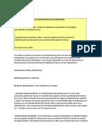 Guía de Administración de Medicamentos Vía Parenteral