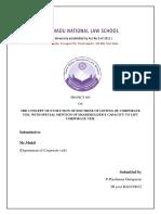 Corporate Law FInal BA0150032