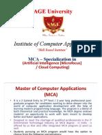 MCA-PDF
