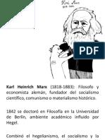 Marx. Sociología