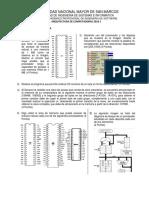 Examen Parcial de Arquitectura de Computadoras 2018-1