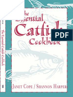The Essential Catfish Cookbook by Janet Cope and Shannnon Harper