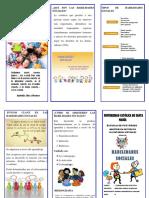 Triptico Habilidades Sociales. PDF