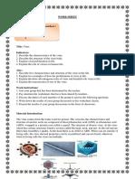 Fix Work Sheet