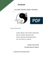 Tai Chi Chuan y La Salud Estudio Médico-educativo.