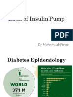 Basic Insulin Pump