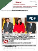 Semana.com 05 julio 2019
