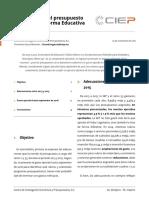 Las dos caras del presupuesto educativo - copia.pdf