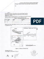 Template for TOR of Initial Environmental Examination(IEE) Report.