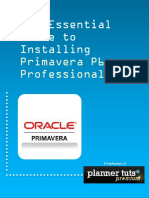 The Essential Primavera P6 Installation Guide 6.6.13
